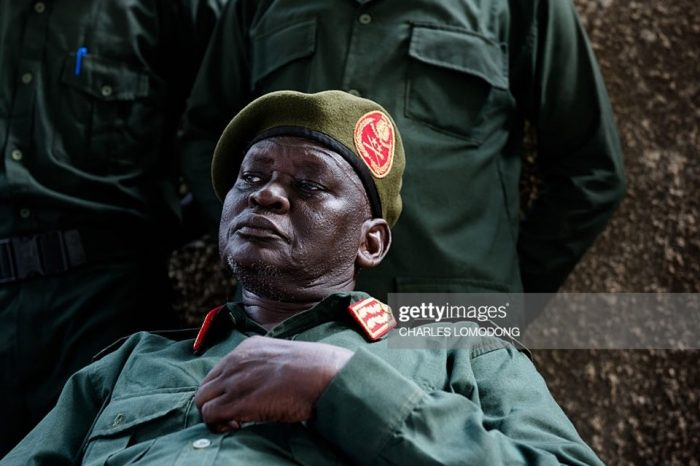 Kiir appoints Gen. Gatwech who recently made SPLA-IO's internal contradictions public as presidential advisor for peace