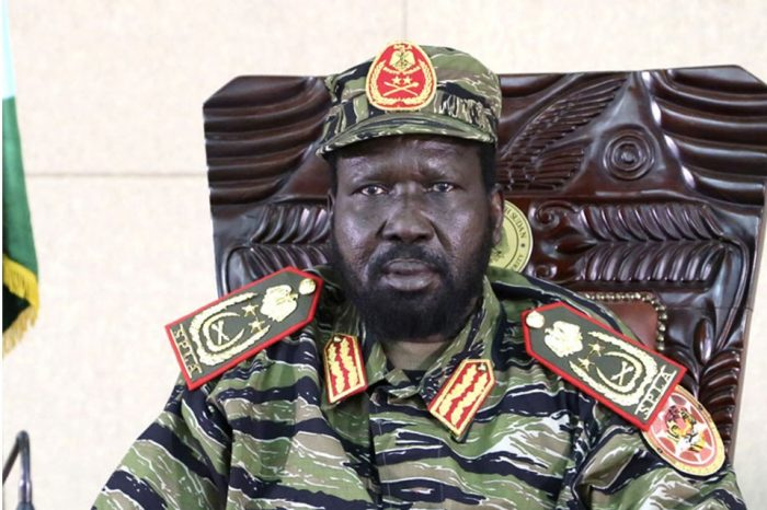 Kiir to re-organize, mobilize and modernize the SSPDF into a professional defense force.