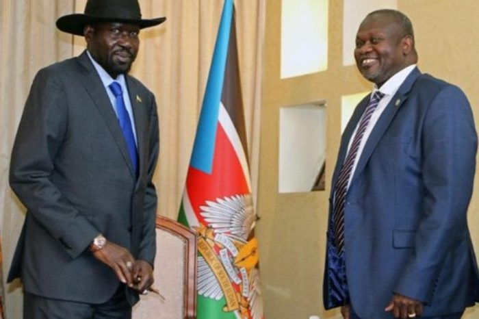 Kiir's Machiavellian trick failed just as Machar's style failed, Gatwech voiced out internal crisis in SPLA-IO then, now turned down President's appointment.