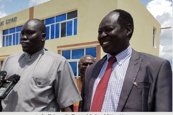 Kiir Fires Administrator Konyi, names Lokuli Amu, a political advisor during Yau Yau's Governorship as replacement
