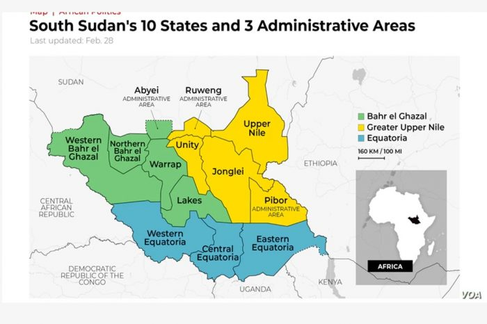 18 Killed in South Sudan Inter-Communal Clashes Despite Police Measures