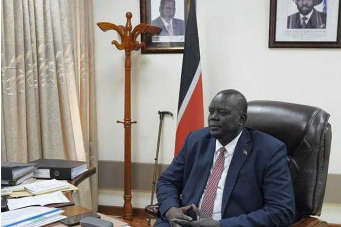 South Sudan poised to realize Nile dam dream, says minister