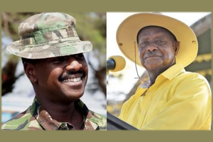 Museveni appoints son Commander of the army