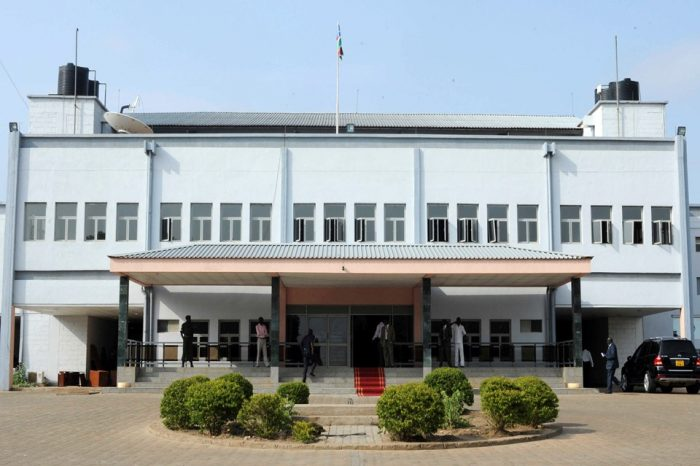 South Sudan parliament: More than a year delay in its reconstitution, Over a month after reconstitution, no swearing-in.