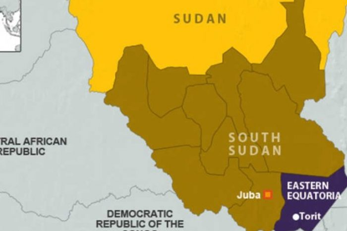 One shot dead,four wounded in a road ambush in Torit.