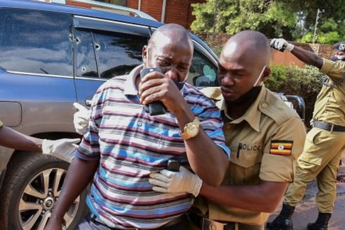 Two charged with murder of Uganda minister's daughter and driver