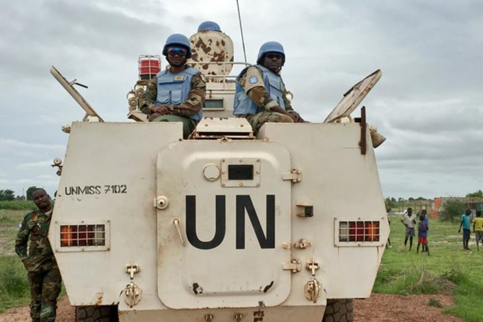 South Sudan Blocks UN Peacekeepers from Volatile Areas
