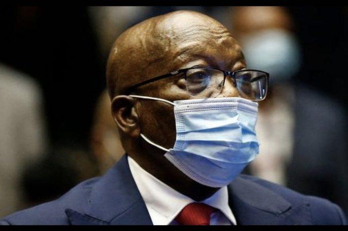 South Africa's top court sentences ex-President Jacob Zuma