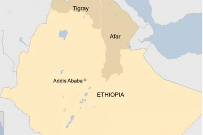 Tigray insurgents declare victory in neighbouring state