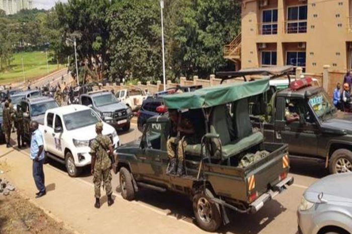 Uganda police arrest suspects in minister's shooting