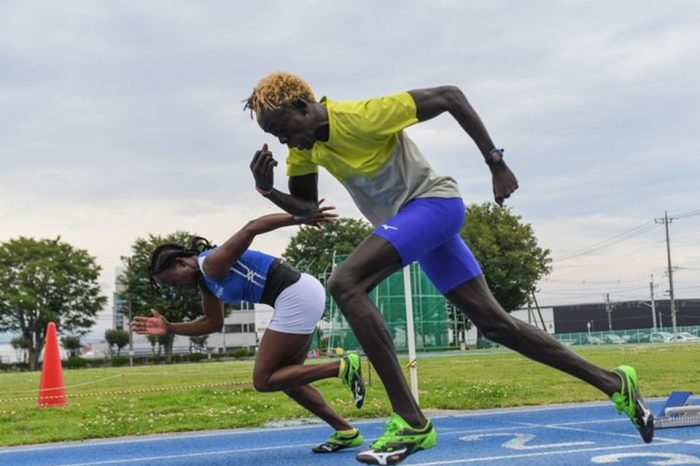 Stranded Olympians From South Sudan Find Unexpected Haven in Japan