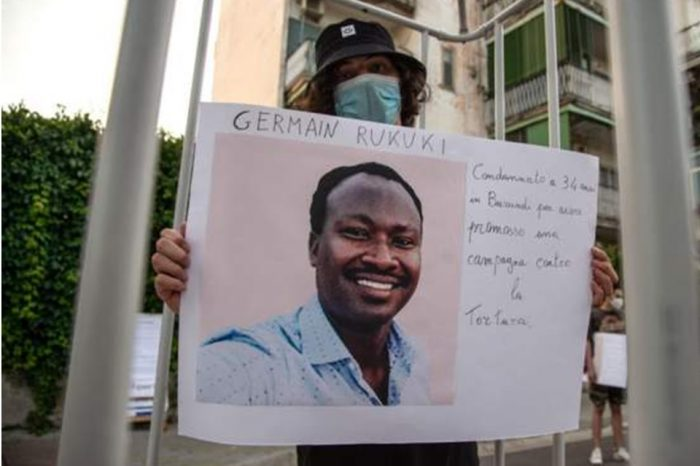 Burundi human rights activist freed from jail