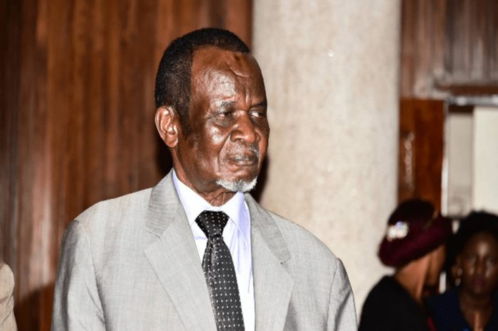 Former Ugandan presidential candidate Aggrey Awori dies
