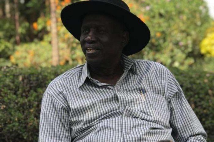 In Nairobi, VP Nyandeng's executive director dies of cancer.