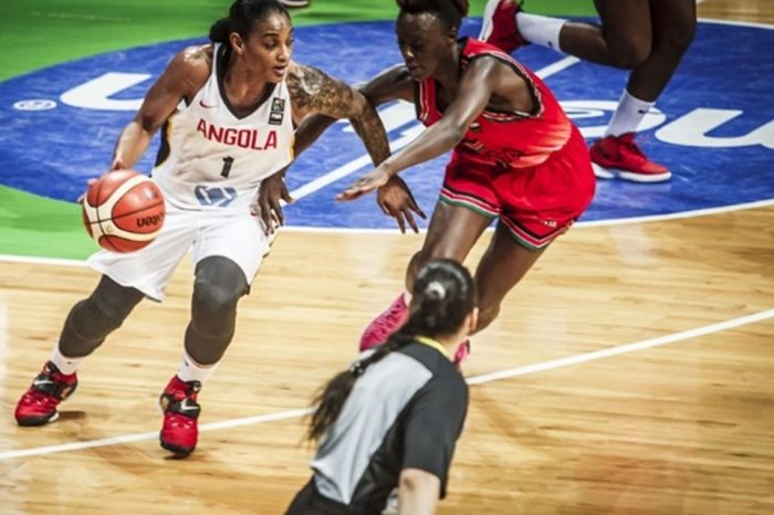 S. Sudan women lost to Kenya Lionesses in their second appearance at the Afrobasket qualifiers