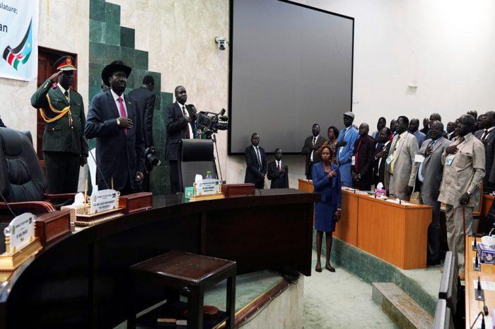 Presidency Suspends swearing In of Parliamentarians once again