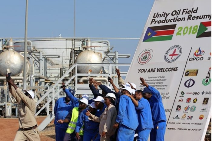 South Sudan's Oil Industry Remains Dependent on Foreign Help