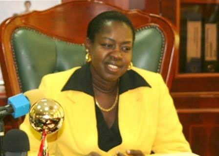 Jemma Nunnu Kumba takes over as New Speaker of Parliament