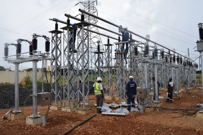 A power outage is imminent in Juba.