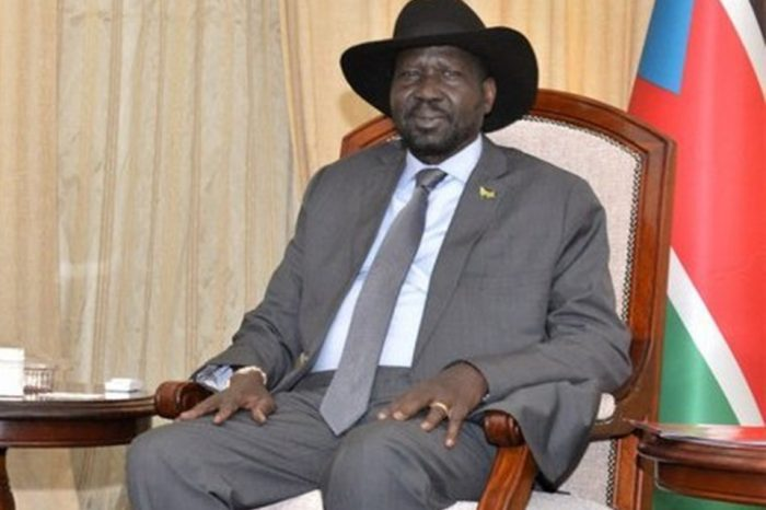 """Kiir: """"My hands are tied by UN Security Council,Museveni, mystrongest ally, I have no issues with Uhuru"""""""