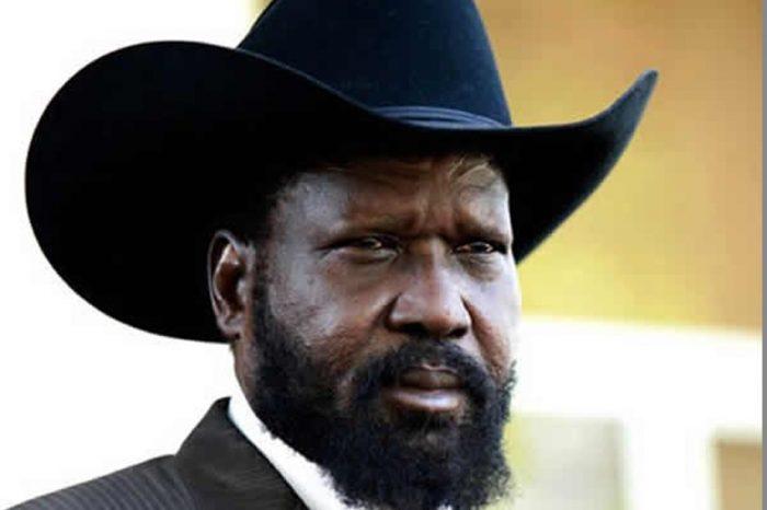 South Sudan's president dismisses demands for his resignation.
