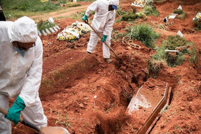 The coronavirus killed death adverts in Uganda.