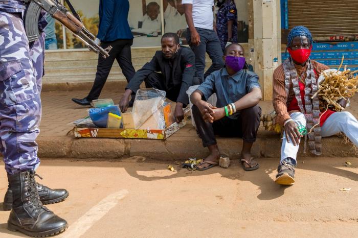 Ugandan-made COVID-19 drug now on black market