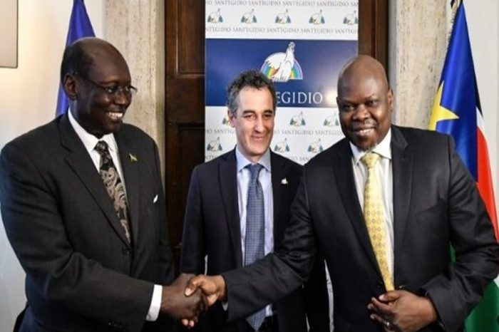 Talks continue in Rome between the gov't and SSOMA-Malong/Pagan