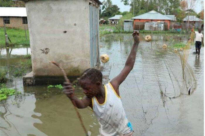 The EA court dismisses Uganda's lawsuit over the flooding of L.Victoria.