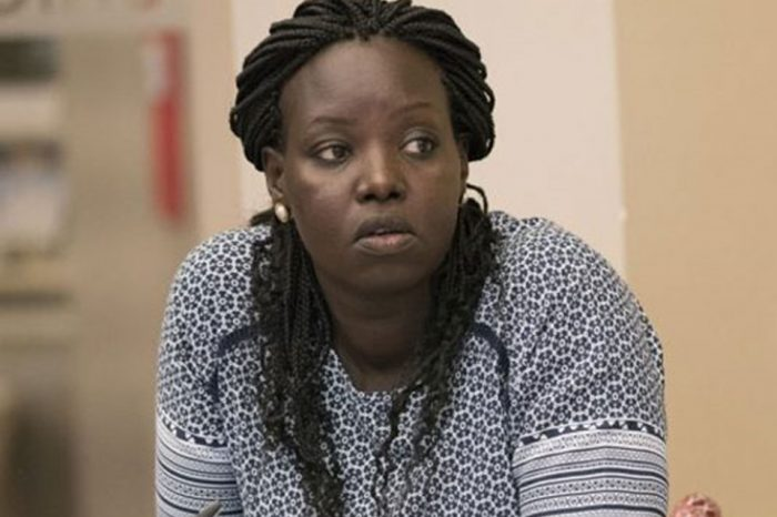 Mary Ayen Majok chosen by the SPLM as the Deputy Speaker of the Council of States.
