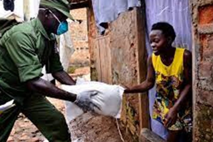 Uganda starts distributing COVID-19 relief funds to vulnerable citizens