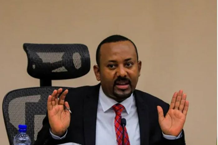 Abiy calls on 'all capable Ethiopians' to fight Tigrayan forces