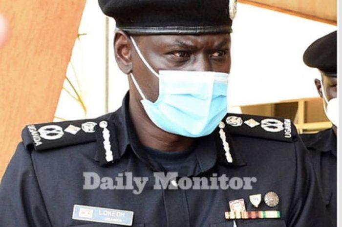 Deputy IGP Maj Gen Paul Lokech dead