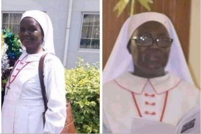 Catholic Archdiocese of Juba announces five days of mourning Sisters Mary Daniel Abut and Regina Roba