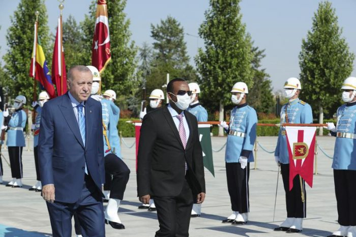 Turkey offers to mediate between Ethiopia and Sudan
