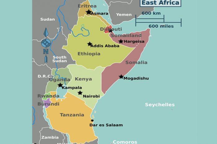 Kenya is gradually losing its economic hegemony in the region.
