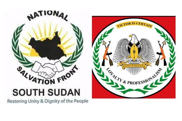 """NAS, SSPDF playing """"blame game"""" over the killing of civilians along the Juba-Nimule highway."""