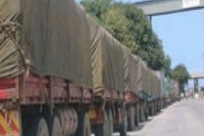 KENYAN TRUCK drivers suspend cargo trips to South Sudan, say two drivers were killed near Juba on Sunday evening