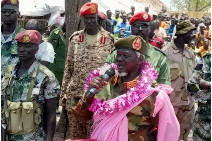 Failure to execute security arrangements is ripping apart the SPLA-IO as Gen. Gatwech proclaims himself interim head of the SPLM-IO