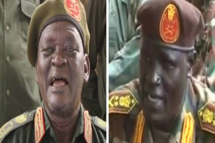 SPLM-IO Woes: Olony and Gatwech dual's splinter group accept the ceasefire, Machar's office confirms