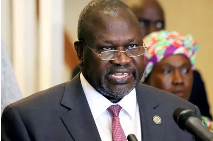 South Sudan VP says no agreement reached on unifying soldiers