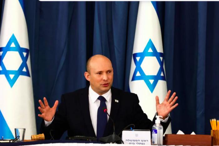 Egyptian president invites Israel's Bennett for official visit - Israeli statement