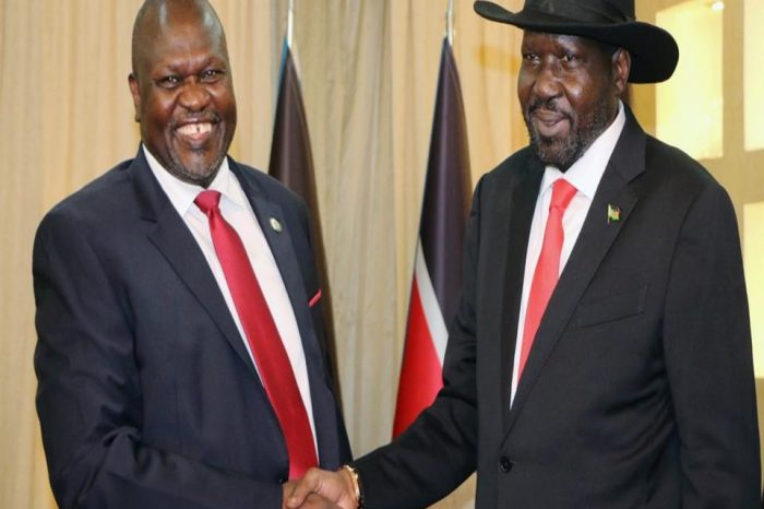 The SPLM-IO has questioned Kiir about the delay in appointing a deputy interior minister.