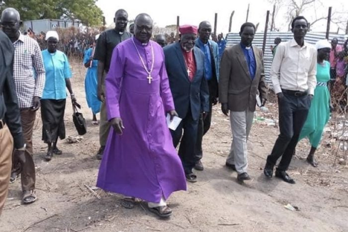"""""""The court lacks the ability and authority to deal with problems concerning religion and the church"""" - court tells the defrocked Jonglei Provincial Archbishop"""