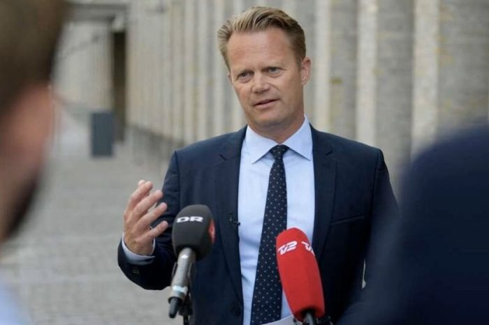 Denmark shut its embassy in Tanzania, saying the security and safety of the Danish people are under growing pressure.