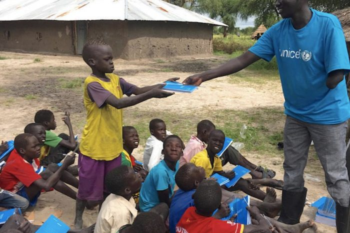 South Sudan's education system is in chaos