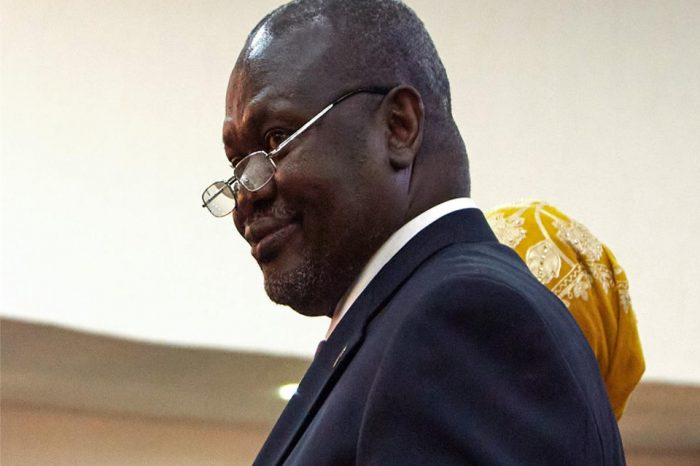 FVP's allies dismiss a group of generals announcement of Machar's removal