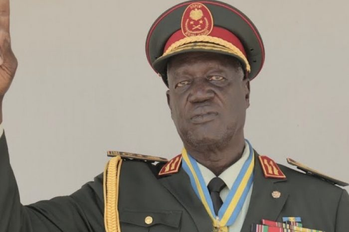 """""""Kiir went against the nominee of senior party leaders, named his choice"""", Gen. Kuol Manyang on the position of Acting SPLM Secretary-General"""