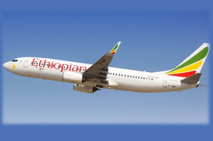 Ethiopian Airlines denies transporting weapons to Tigray via plane.