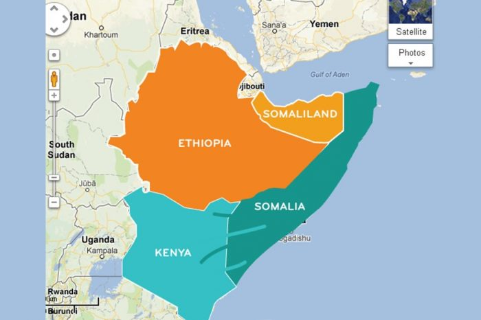 Kenya and Ethiopia eye small players to help stimulate trade at their new border.
